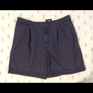Other - Eddie Bauer men's size 40 navy blue cotton shorts.